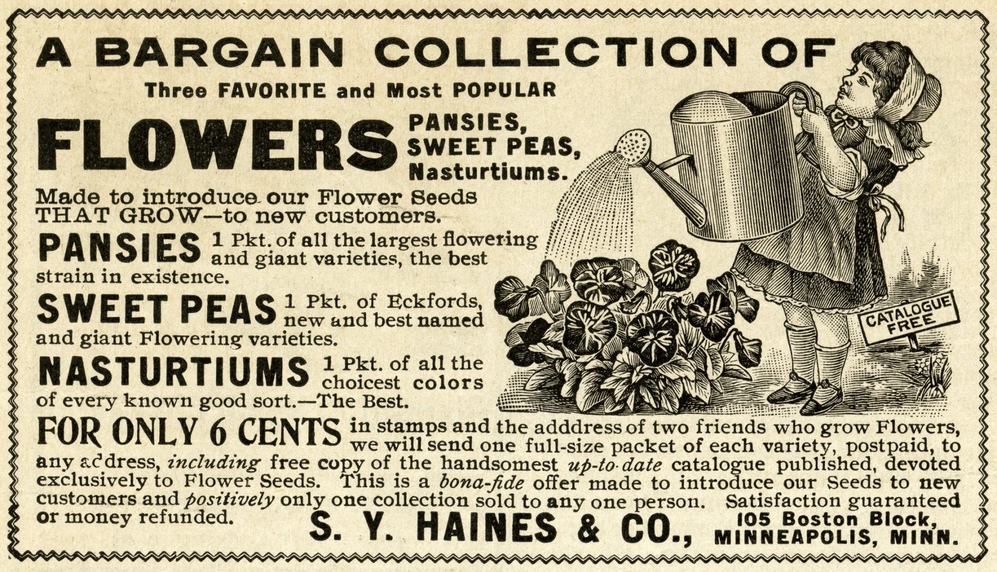 ... Free Vintage Illustrations Of Gardens And Gardening ...