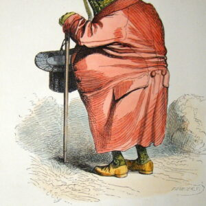 public domain frog illustration 7