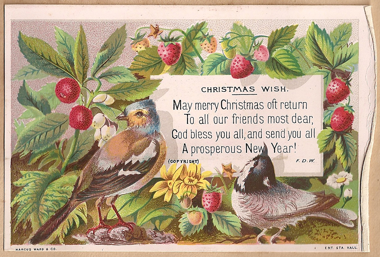 antique Greeting Cards Archives | Free Vintage Illustrations