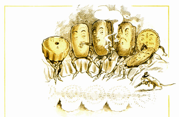 public domain vintage childrens cookbook illustration 3