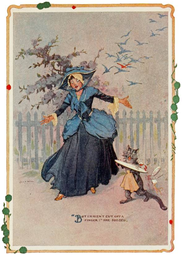 free illustration, free art, free image, public domain, public domain illustration, book illustration, vintage book illustration, old book illustration, antique book, art, john r neil, childrens book illustration, vintage childrens book, wizard of oz, vintage wizard of oz, whimsical illustration, storybook illustration, antique book illustration, antique illustration, emerald city, emerald city illustration, oz illustration