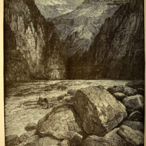 vintage scientific illustration of granite falls1