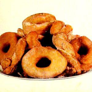 vintage donuts doughnuts illustration