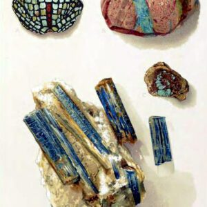 antique rocks minerals artifacts image 1