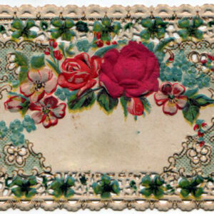 19th century lace valentines day pictures